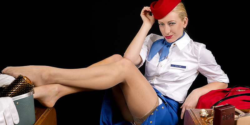 Sex mit Stewardess